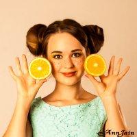 Апельсины :: Ann Jain