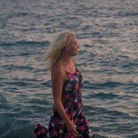 Прогулка на закате :: Виолетта