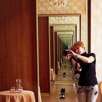 селфи с зеркалом :: Ольга (Кошкотень) Медведева