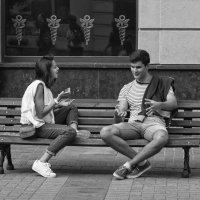 Языком жестов :: Александр Степовой