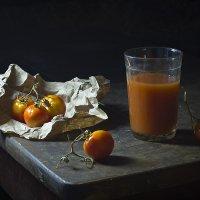 Помидорная диета. :: Оксана Евкодимова