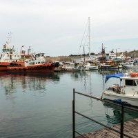 Rhodos, Port :: Witalij Loewin