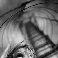лестница...начало пути... :: вячеслав