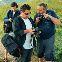 Такие разные фотографы... :: Михаил Ковалев