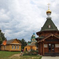 Храмовый комплекс :: Nikolay Monahov