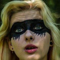 Неудачный макияж. кек :: Валерия Потапенкова