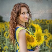 В солнечных цветах :: Юлия Никифорова