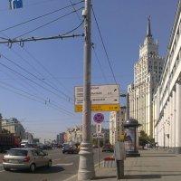 Садовое кольцо. :: Oleg4618 Шутченко
