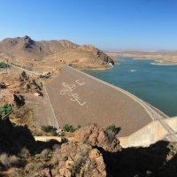 Водохранилище Юсуфа ибн Ташфин, Марокко :: Роберт Гресь