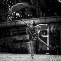 Танец под дождем :: Игорь Школьник