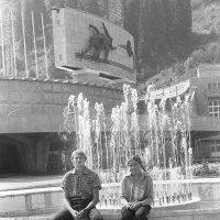 Медео 1981 :: Олег Афанасьевич Сергеев