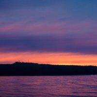 Закат на острове Гогланд :: Николай Леммер