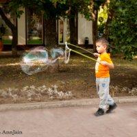 пузырики) :: Ann Jain