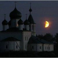 сельский храм :: Юлия Лохова