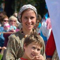 На фестивале САДКО (этюд 11) :: Константин Жирнов