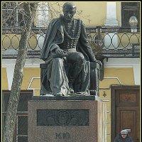 Памятник М.Ю. Лермонтову :: Вера