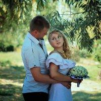Свадебная фотосессия в Анапе :: Михаил Тихонов