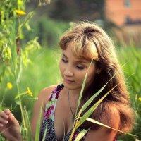Фотосессия на природе :: Михаил Тихонов