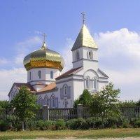 Церковь. с.Чернянка :: Алексей Климов