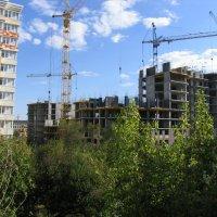 г.Волгоград, вид из моего окна... :: Саша Альп