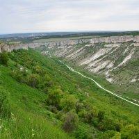 долина :: Юлия Гичкина
