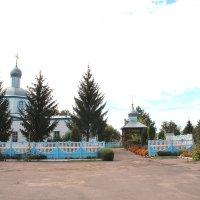 Сельская церквушка. :: Борис Митрохин