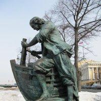 Памятник Петру :: Вера Щукина
