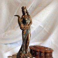 Фортуна - Богиня дарящая изобилие. :: Anna Gornostayeva