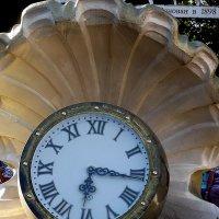 """Часы, Сочи. Парк """" Ривьера"""" :: Андрей Сотников"""