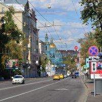 Москва. Старая Басманная улица. :: Oleg4618 Шутченко