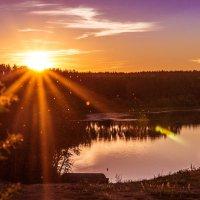 Белорусские закаты :: Анастасия Седунова