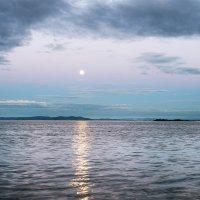 Лунная дорожка. :: Поток
