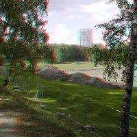 На наш парк напали :: Сергей Мухин