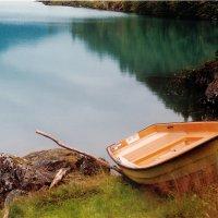Одинокая лодка :: imants_leopolds žīgurs
