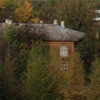 ... еще  старые  дома.... :: Валерия  Полещикова