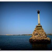 Памятник затопленным кораблям Севастополь :: Полина Бесчастнова