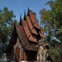 Чёрный храм :: Евгений Печенин