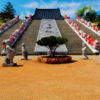Долгая дорога в храм :: Жанетта Буланкина
