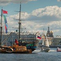 Морской фестиваль 3 :: Цветков Виктор Васильевич