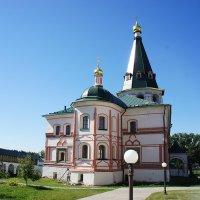 Валдайский Иверский Богородицкий Святоозерский монастырь :: Елена Смолова