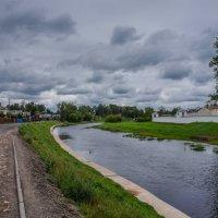 Река Тихвинка :: Анатолий