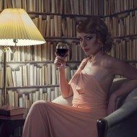 Бокал вина перед сном :: Алексей Соминский