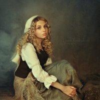 Золушка :: Оксана Кондрякова