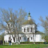 Церковь Петра и Павла в Старочеркасске :: Наталья Мельникова