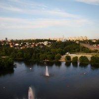 панорама города :: Элла Алиханян