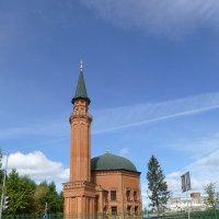"""Мечеть """"Бишбалта"""" :: Наиля"""