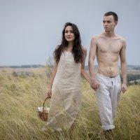 В поле :: Olga Starshova