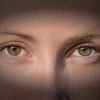 Эти глаза... :: Александр Пушкарёв