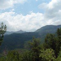 В горах. :: Чария Зоя