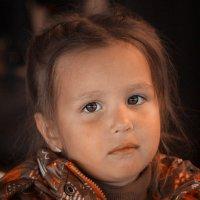 Детский взгляд. :: Алексей Хаустов